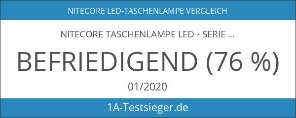 NiteCore Taschenlampe LED - Serie