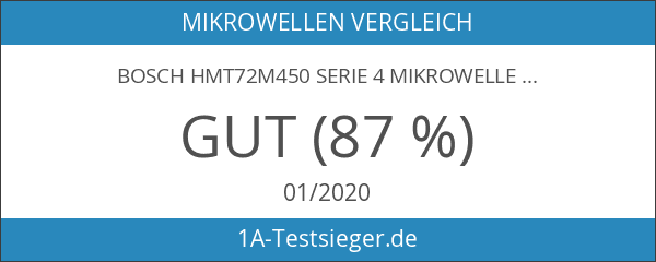 Bosch HMT72M450 Serie 4 Mikrowelle