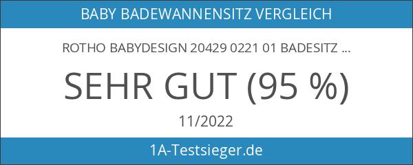 Rotho Babydesign 20429 0221 01 Badesitz