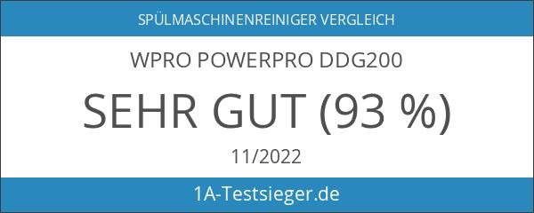 Wpro POWERPRO DDG200