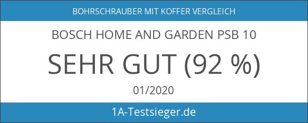 Bosch Home and Garden PSB 10