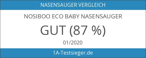 Nosiboo Eco Baby Nasensauger
