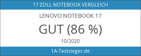 Lenovo Notebook 17