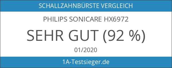 Philips Sonicare HX6972