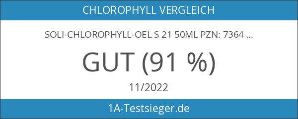 SOLI-CHLOROPHYLL-OEL S 21 50ml PZN: 7364099