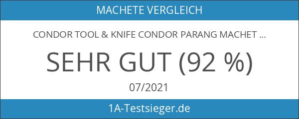 Condor Tool & Knife Condor Parang Machete