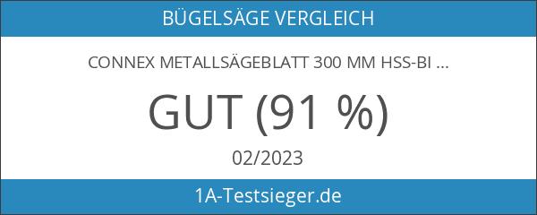Connex Metallsägeblatt 300 mm HSS-Bi