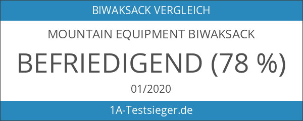 Mountain Equipment Biwaksack
