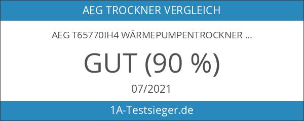 AEG T65770IH4 Wärmepumpentrockner