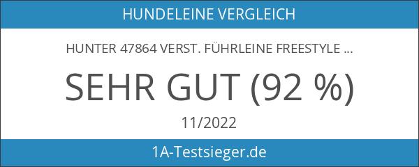 Hunter 47864 Verst. Führleine Freestyle 10