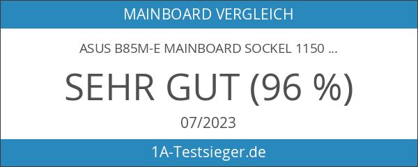 Asus B85M-E Mainboard Sockel 1150