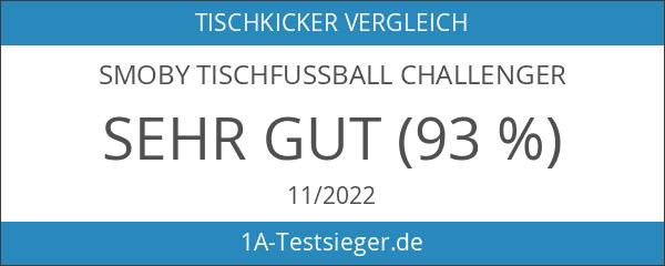 Smoby Tischfussball Challenger