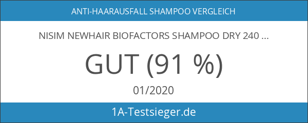 Nisim NewHair Biofactors Shampoo Dry 240ml