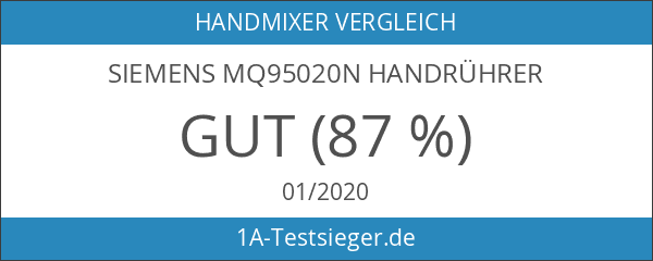 Siemens MQ95020N Handrührer
