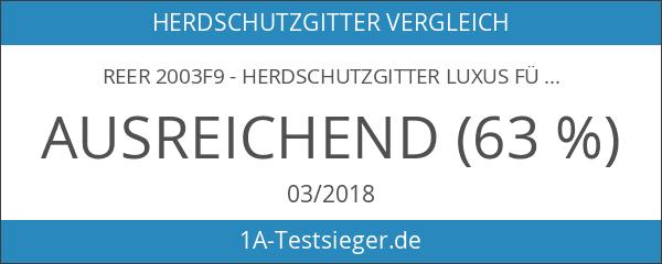 reer 2003F9 - Herdschutzgitter Luxus für freistehende Herde