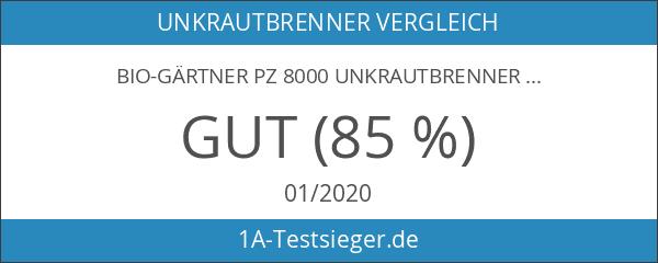 BIO-GÄRTNER PZ 8000 Unkrautbrenner