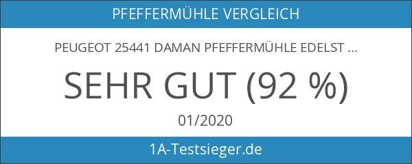 Peugeot 25441 Daman Pfeffermühle Edelstahl