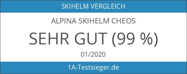 Alpina Skihelm Cheos