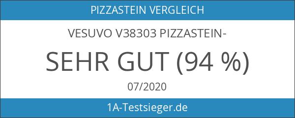Vesuvo V38303 Pizzastein-