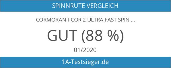 Cormoran I-COR 2 Ultra Fast Spin