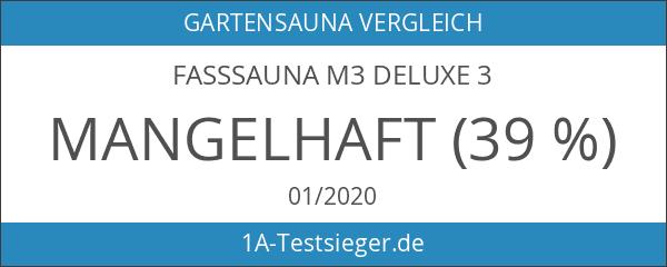 Fasssauna M3 Deluxe 3