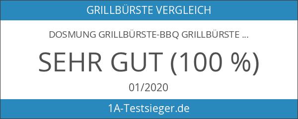 DOSMUNG Grillbürste-BBQ Grillbürste