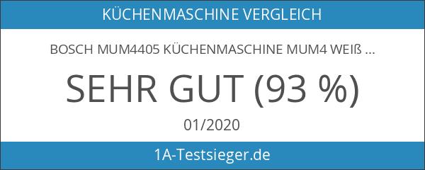 Bosch MUM4405 Küchenmaschine MUM4 weiß