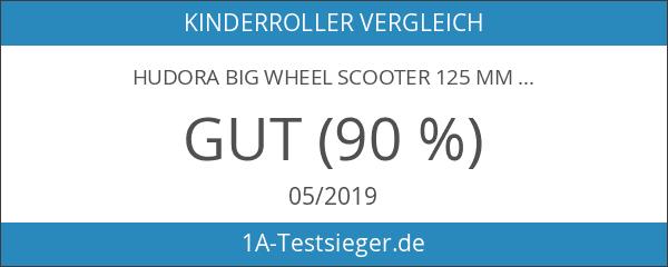 HUDORA Big Wheel Scooter 125 mm
