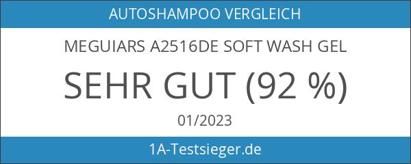 Meguiars A2516DE Soft Wash Gel