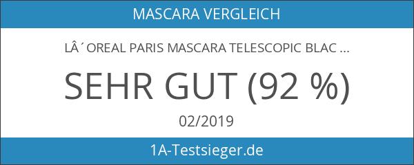 L´Oreal Paris Mascara Telescopic Black 8ml