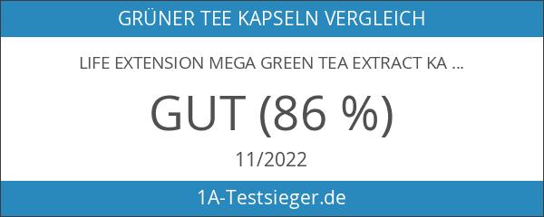 Life Extension Mega Green Tea Extract Kapseln