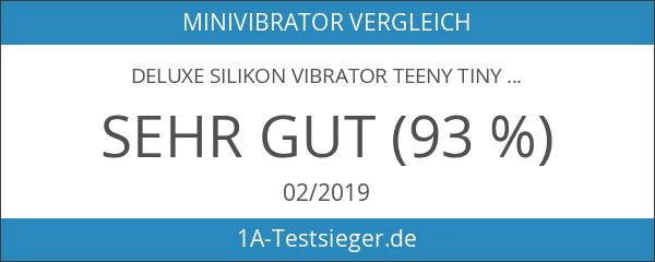 Deluxe Silikon Vibrator Teeny Tiny