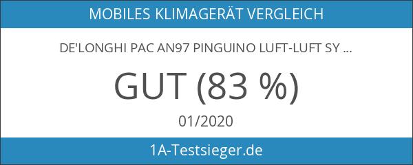 De'Longhi PAC AN97 Pinguino Luft-Luft System Real Feel Klimagerät