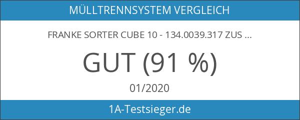 Franke Sorter Cube 10 - 134.0039.317 Zusätzlicher Auszug Zubehör Abfallsammler