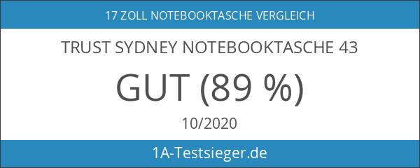 Trust Sydney Notebooktasche 43