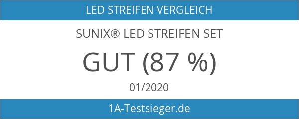 Sunix® LED Streifen Set