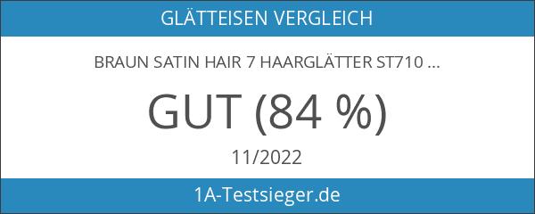 Braun Satin Hair 7 Haarglätter ST710