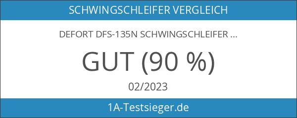 Defort DFS-135N Schwingschleifer