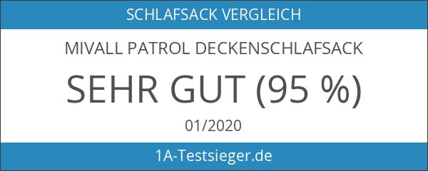 Mivall Patrol Deckenschlafsack