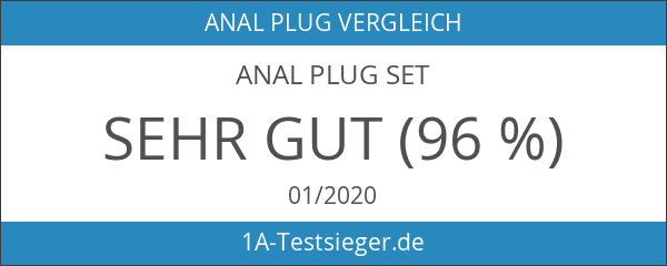 Anal Plug Set
