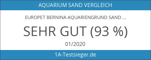 Europet Bernina Aquariengrund Sand
