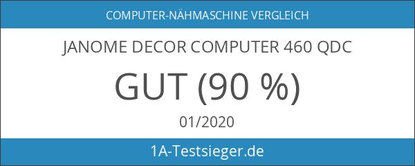 Janome Decor Computer 460 QDC