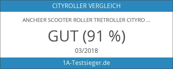 Ancheer Scooter Roller Tretroller Cityroller Kinderroller