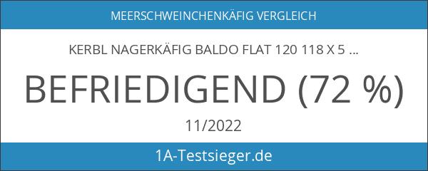 Kerbl Nagerkäfig BALDO FLAT 120 118 x 59 x 46