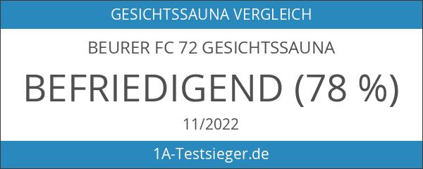 Beurer FC 72 Gesichtssauna