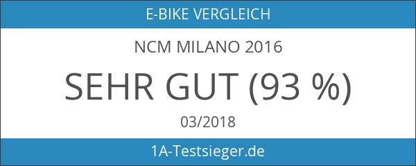 NCM Milano 2016
