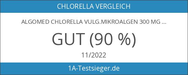 ALGOMED Chlorella vulg.Mikroalgen 300 mg Tabletten 100 g Tabletten