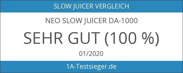 Neo Slow Juicer DA-1000