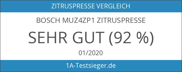Bosch MUZ4ZP1 Zitruspresse