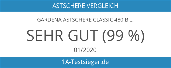 Gardena Astschere Classic 480 B